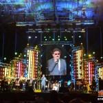 Ruben Blades llena Plaza Figali en Panamá, Adios y Gracias