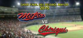 Chiriquí y Panamá Metro a la Final del Beisbol Nacional Mayor