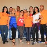 Llegaron los bailarines para el Panamá Salsa Congress