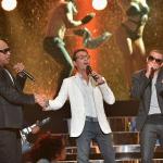 """Marc Anthony y Gente de Zona estrenan """"La gozadera"""" en los Billboard"""