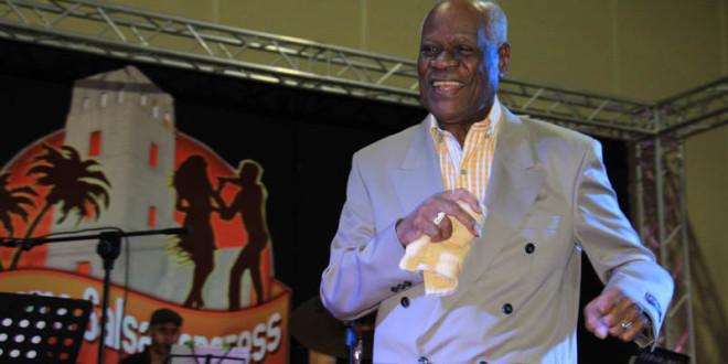 """Luigui Texidor le puso """"Swing y Sabor"""" al Panama Salsa Congress"""