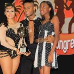 Panamá Salsa Congress: Omar y Alisson ganan competencia internacional