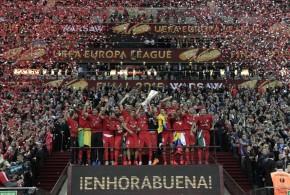 Sevilla gana 3-2 la Copa UEFA y es Tetracampeón