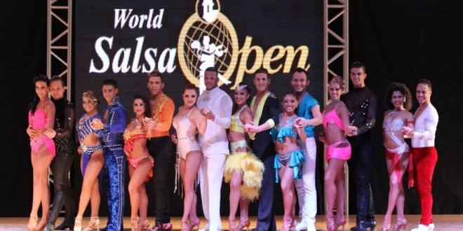 Categoría Solista (Femenino & Masculino) del World Salsa Open 2015