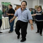 Fundación Síndrome Down bailará con su grupo en el Congreso Mundial de la Salsa.