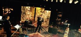 "Gilberto Santa Rosa graba DVD del disco ""Necesito un Bolero"" en México"