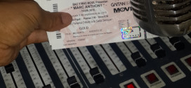 Gana Boletos para concierto de Marc Anthony – Contesta las trivias AQUÍ