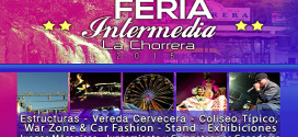 Feria Intermedia de La Chorrera – 12 al 16 de agosto