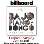 Ismael Miranda #1 en lista tropical de la revista Billboard