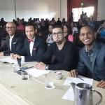 Jorge Rivas representa a Panamá en el Congreso Mundial de la Salsa