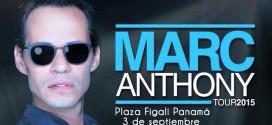 Marc Anthony – Cambio de piel Tour 2015 en Panamá