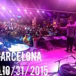 Grupo Niche le pone salsa a Barcelona