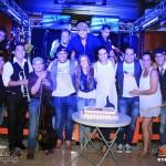Luis Lugo y orquesta 507 celebraron su 1º Aniversario