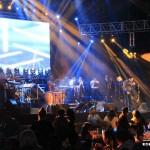 Luis Enrique, Rey Ruiz, Tito Nieves, Millie y Chirino en la gran Fiesta del Caribe