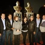 Ismael Miranda devela busto como homenaje a su carrera en Perú