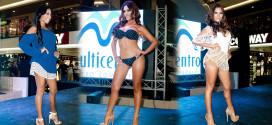 Pasarela en Multicentro con las Candidatas de Miss Panamá 2015