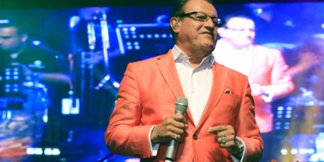 Ismael Miranda no pudo continuar su presentación en Panamá