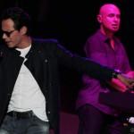 Marc Anthony le dijo hijo de pu… a Donald Trump en pleno concierto