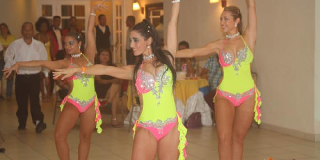 Aniversario de la Academia JM Salsa PTY en Paradise