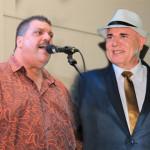 Roberto Lugo y Maelo Ruíz llenaron sala del HotelMelia, Colón el sábado 2 oct.