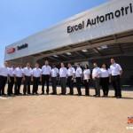 Excel Automotriz realizó la inauguración de su nuevo taller Exclusivo FUSO