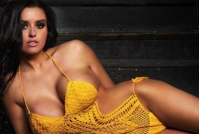 La exfutbolista más sexy del planeta hizo un Kardashian