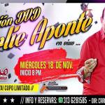 Charlie Aponte grabará DVD en Medellin con Diego Galé en vivo este miércoles