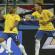 Brasil golea 3-0 a Peru, Uruguay 3-0 a Chile y Argentina gana a Colombia 1-0