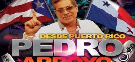 Pedro Arroyo vuelve a Panamá el viernes 27 de noviembre
