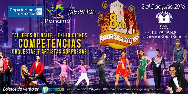 Panamá Salsa Congress 2016