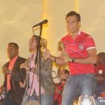 Orquesta Sociedad Anónima celebró triunfo de Panamá en Royal Casino