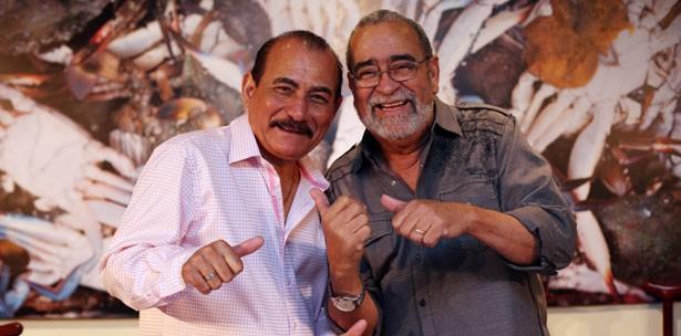 Charlie Aponte y Andy Montañez cierran el 2015 en Colombia