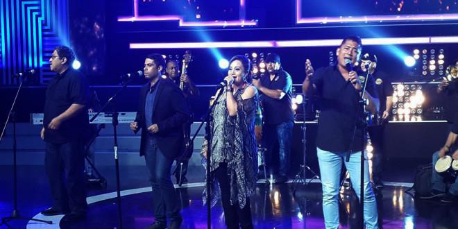 La Salsa estuvo presente en la Teletón 2015 en Panamá