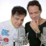 """Marc Anthony  y  Juan Gabriel unen voces en tema """"Yo te recuerdo"""""""