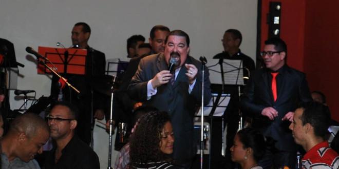 Pedro Brull volvió a deleitar a sus seguidores en Panamá