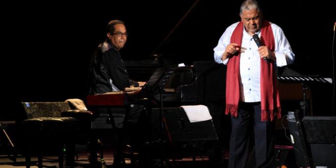 Espectacular Gala del Panamá Jazz Fest con Danny Rivera y Danilo Perez