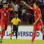 Panamá golea 4-0 a Cuba y consigue su boleto a la Copa América Centenario