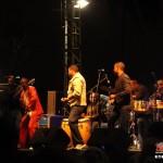 Tarima del Recuerdo en Carnaval de Panamá en la Cinta Costera