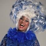 Aymee Nuviola reencarna a la ¨Reina de la Salsa¨ Celia Cruz