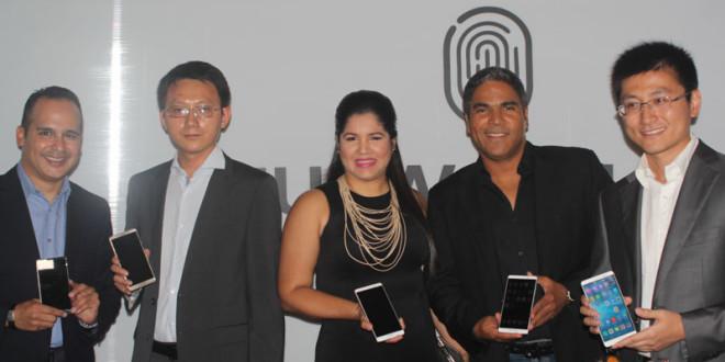 HUAWEI Lanza su nuevo smartphone MATE 8
