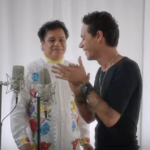 Juan Gabriel salsea a duo con Marc Anthony en ¨Yo te recuerdo¨