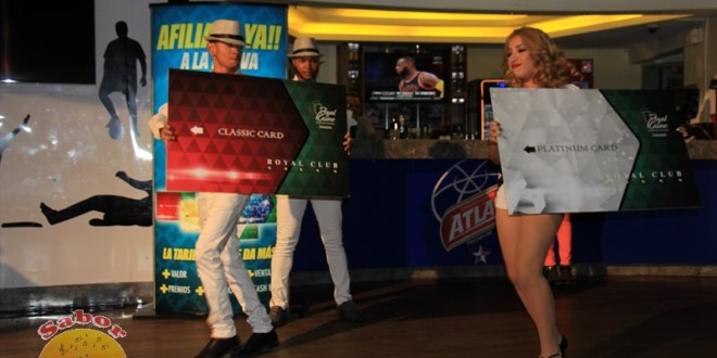 Royal Casino lanza su tarjeta Royal Plus