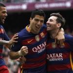 El Barça arrolla al Espanyol 5-0 y tiene el título en su mano