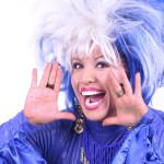 """Patty Padilla; la heredera del """"Azúcar"""" de Celia Cruz"""