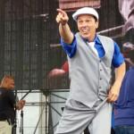 Bailarín puertorriqueño Stacey López llega para el Panamá Salsa Congress