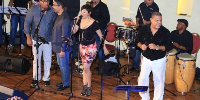 Tributo a Ray Barreto en las Noches de Nueva York con la Jr. Band