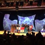 Panamá sigue por 2º año campeones en el Euroson Latino 2016