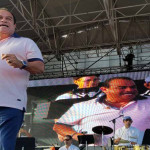 Willie Rosario en el Aniversario de la Salsa invita a Tony Vega