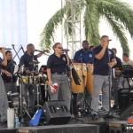 Orquesta de la Policía Nacional en la Cinta Costera