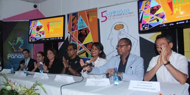 Conferencia de Prensa de la 14ª edición del Panamá Jazz Festival 2017